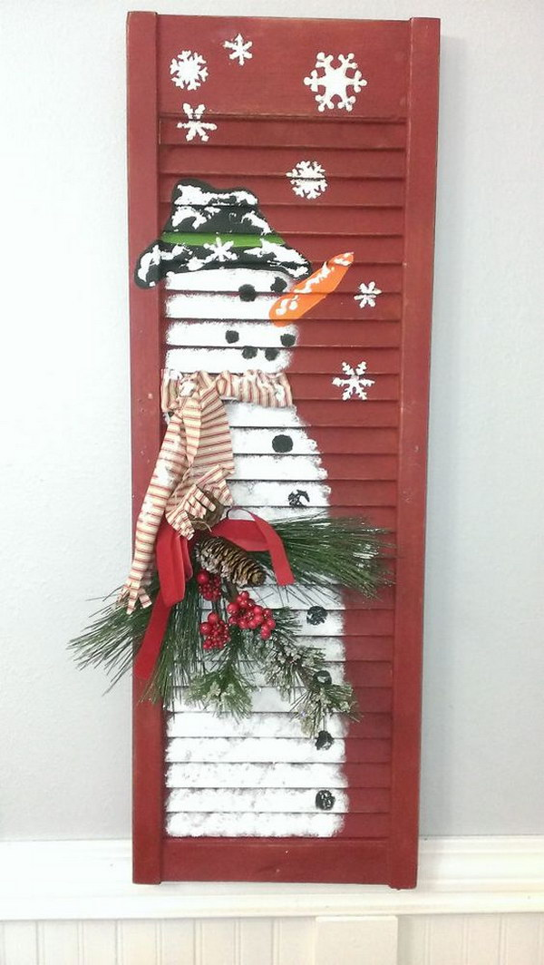 Awesome Christmas Door Decorations
