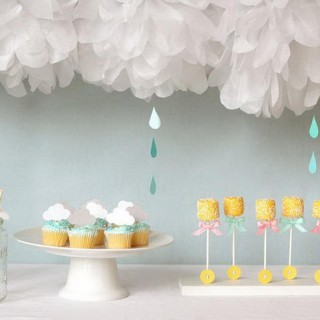 Cute & Cool Summer Baby Shower Decoration Ideas