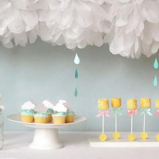 Cute & Cool Summer Baby Shower Decoration Ideas