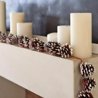 Gorgeous DIY Christmas Garland Decorations