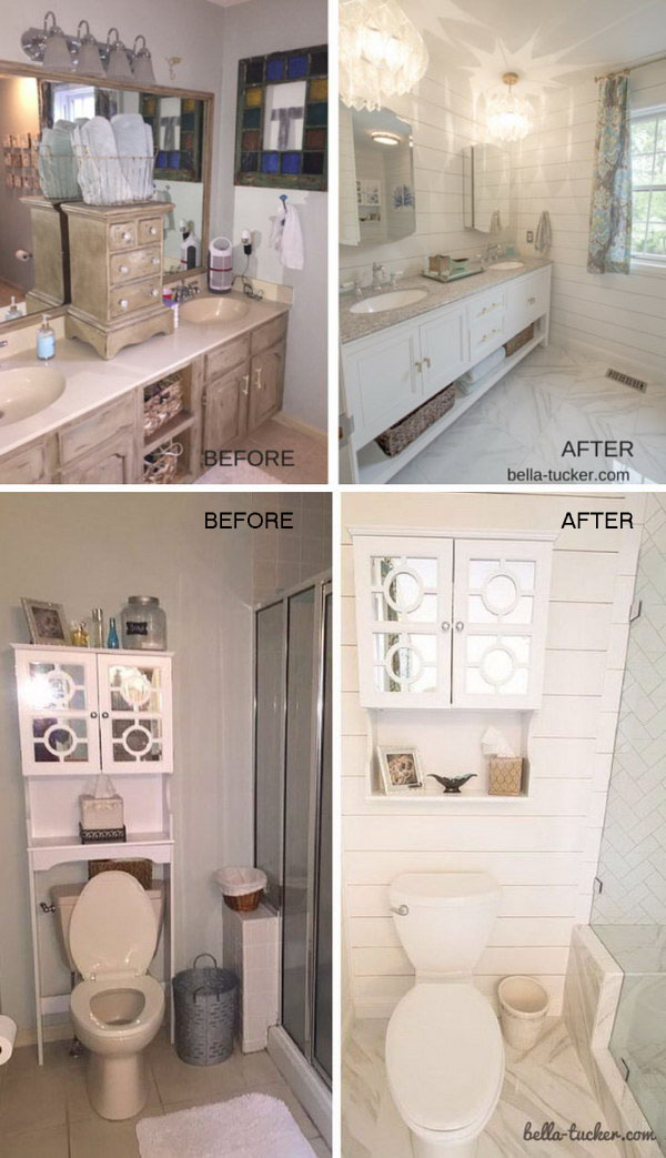 Bathroom Remodeling on a Budget.