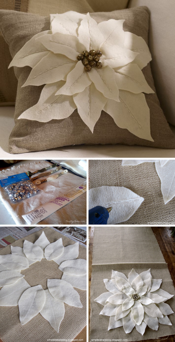 30 Easy Diy Decorative Pillow Tutorials Amp Ideas