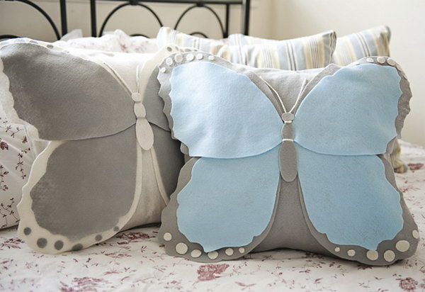 Make Easy Decorative Pillow Cover : 30+ Easy DIY Decorative Pillow Tutorials & Ideas