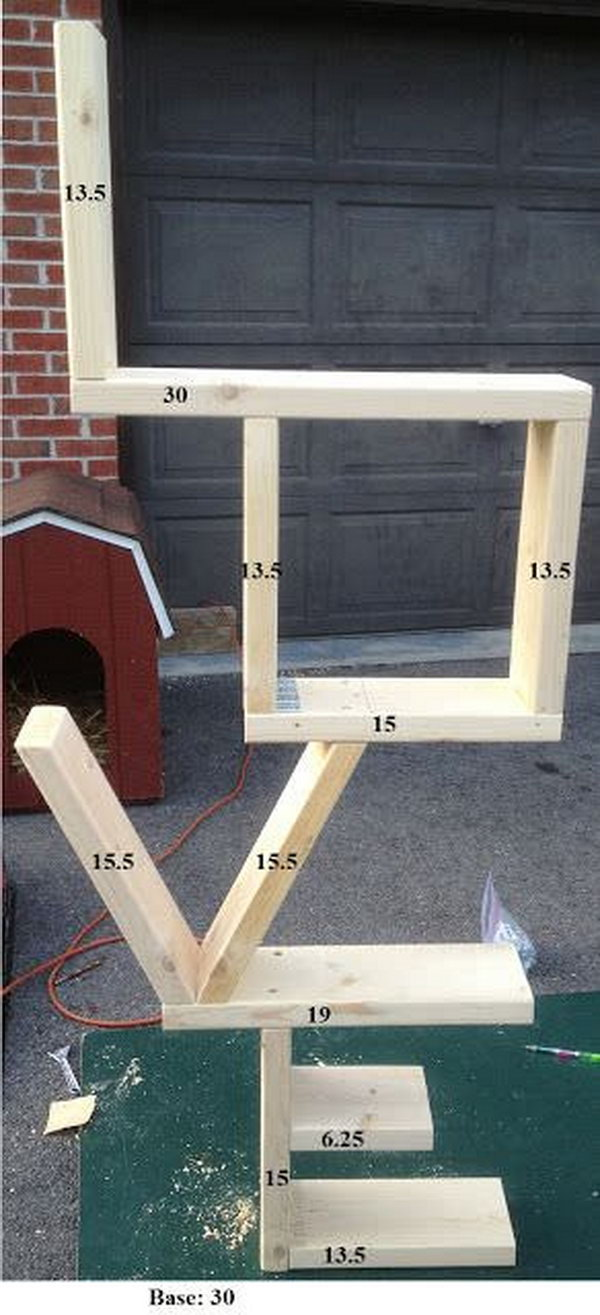 30 Creative DIY Wood Project Ideas amp Tutorials For Your Home