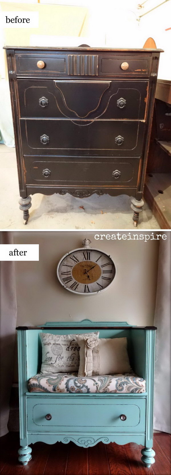 how to repurpose old furniture. DIY Drawer Shelves How To Repurpose Old Furniture