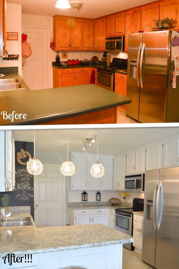 Formica Kitchen Countertops Diy