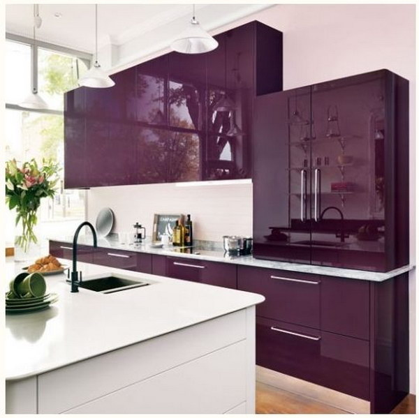 Off White Kitchen Cabinets Vs White: 80+ Cool Kitchen Cabinet Paint Color Ideas