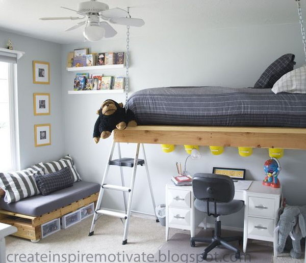 small bedroom loft bed home design ideas and pictures
