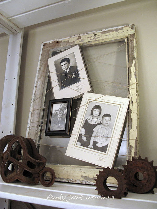 Super Chic Picture Frames!
