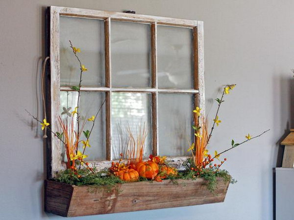 Five Lovely Window Pane Ideas To Try At Home!