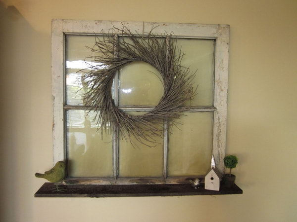 20 diy old window decoration ideas flux decor