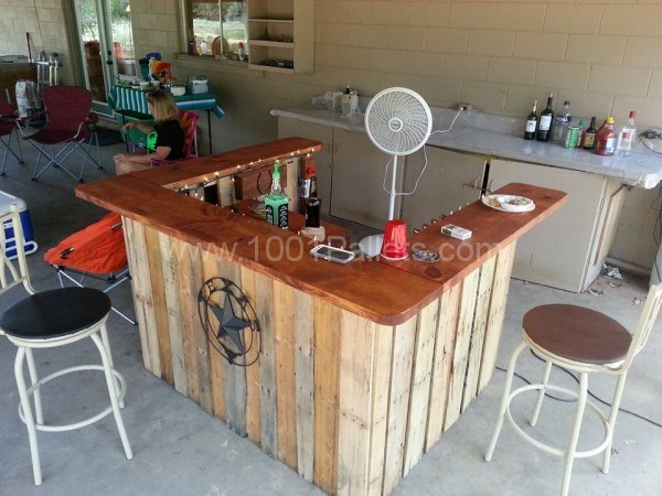 40+ Creative DIY Pallet Furniture Project Ideas & Tutorials