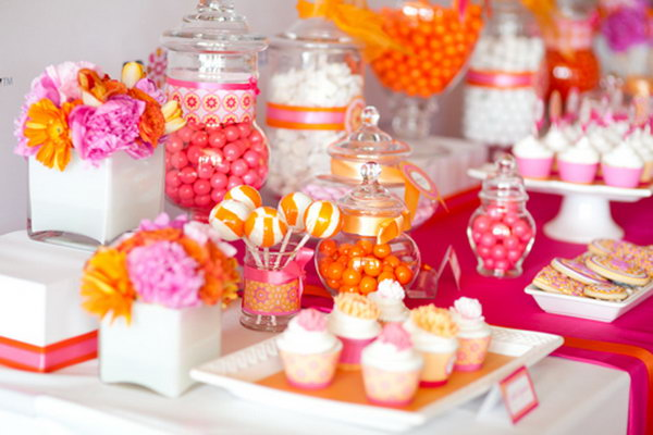 Candy Display.