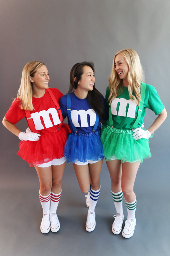 M And M Costume  sc 1 st  Flux Decor & 30+ Best Friend Costumes