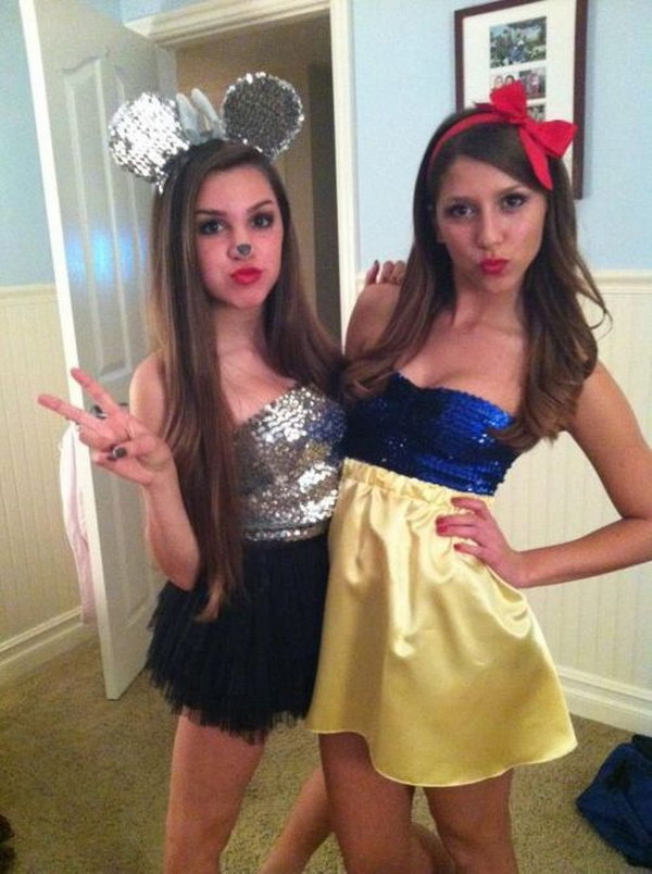 Halloween Friend Costumes.30 Best Friend Costumes
