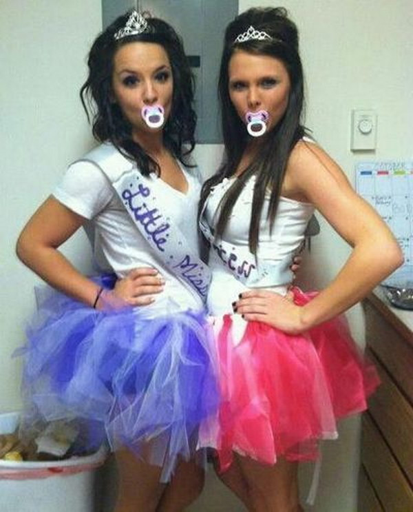Toddlers And Tiaras Halloween Costume.