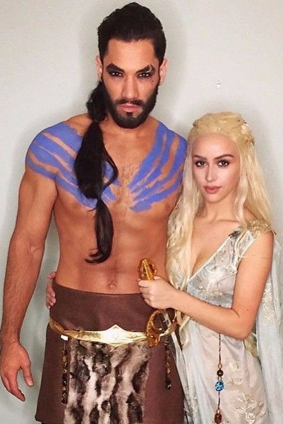 Game Of Thrones Couples Costumes.