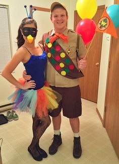 Kevin and Russell from UP.