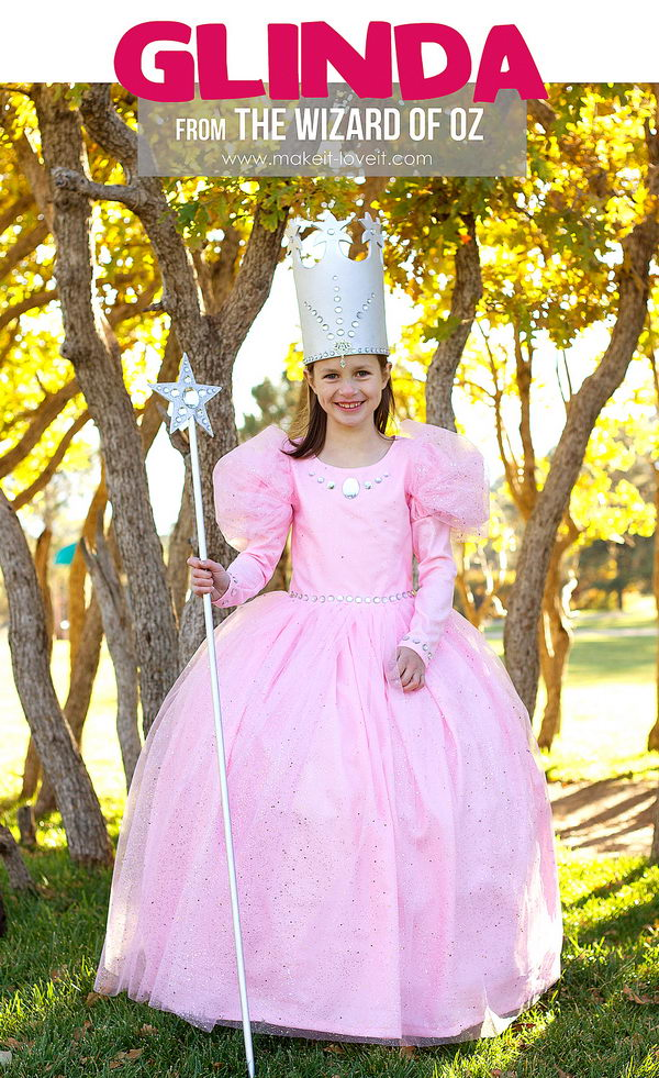 Glinda The Good Witch Costume.