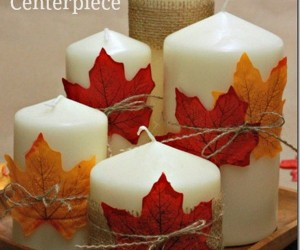DIY Fall Centerpieces You will Fall in Love with